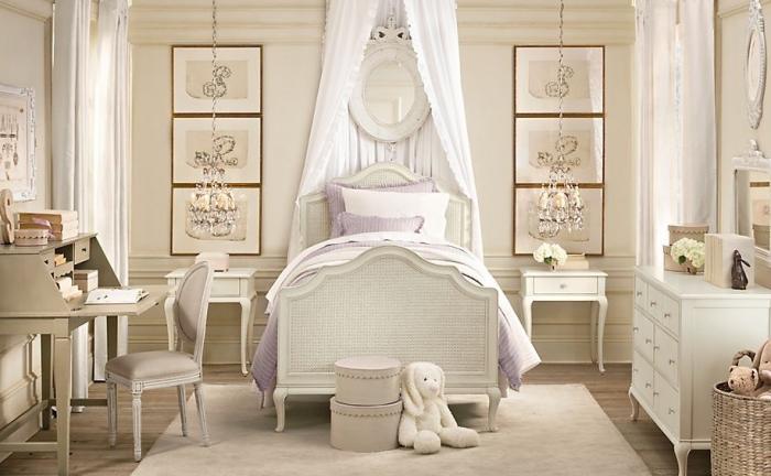 Спальня маленького размера