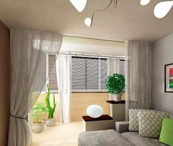 Если спальня с балконом 1