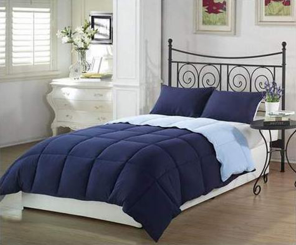 Цветовая гамма, наиболее приемлемая для спальни - фото 3