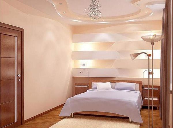 Дизайн маленькой спальни 22
