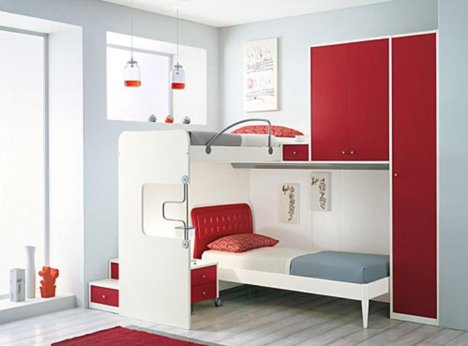 Маленькая спальня - фото1