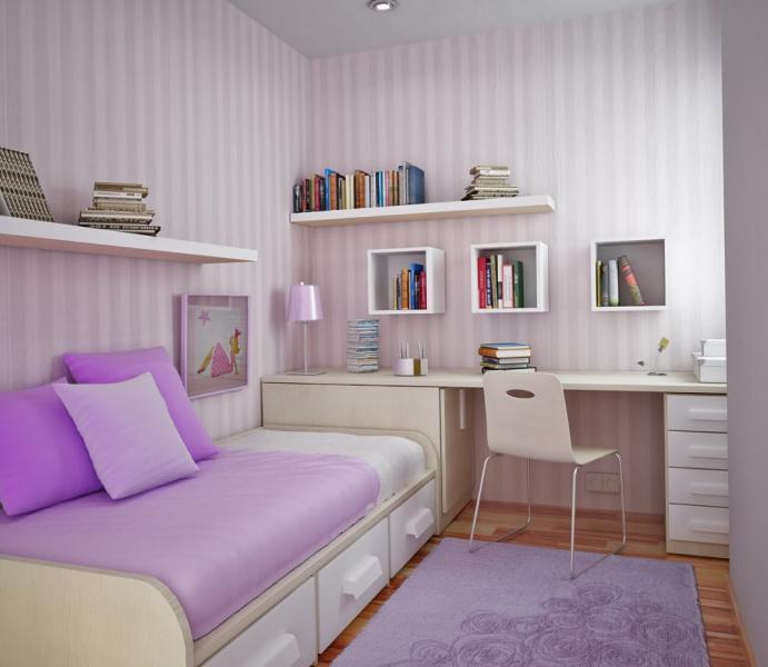 Маленькая спальня - фото 3