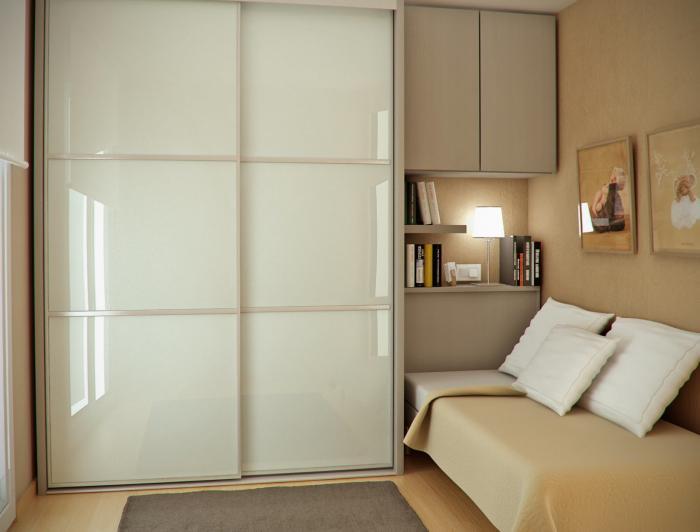 Маленькая спальня - фото 4