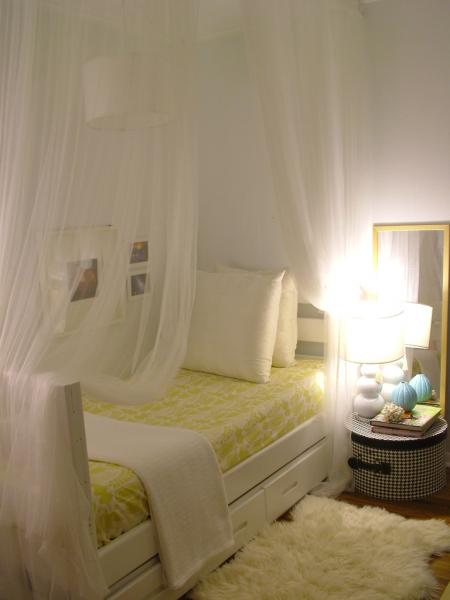 Дизайн маленькой спальни - фото 1