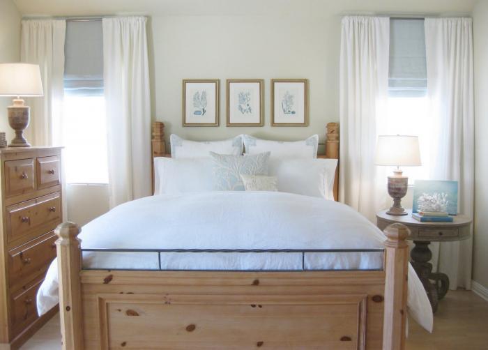 Дизайн маленькой спальни - фото 2
