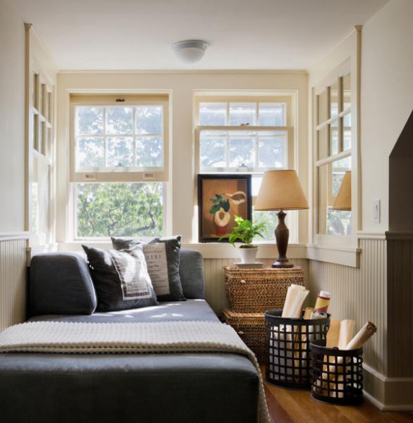 Дизайн маленькой спальни - фото 3