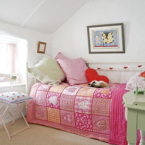 Дизайн маленькой спальни - фото 4