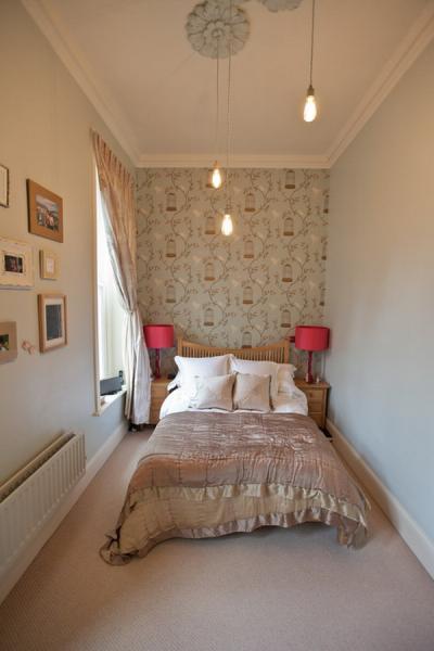 Дизайн маленькой спальни - фото 6