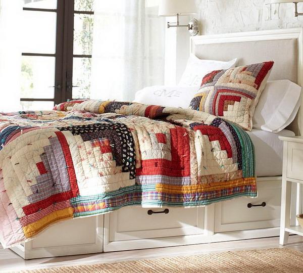 Цветовая гамма, наиболее приемлемая для спальни - фото 2