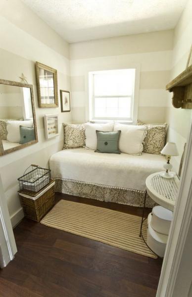 Дизайн маленькой спальни - фото 10