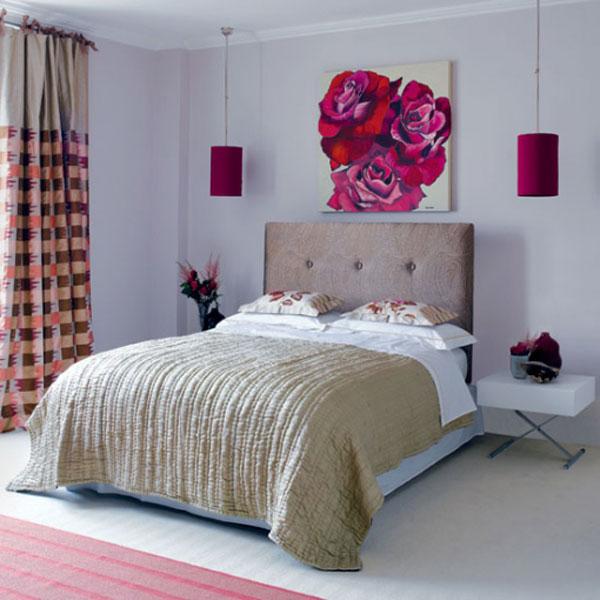 Дизайн маленькой спальни - фото 11