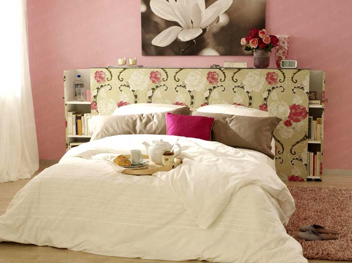 Дизайн маленькой спальни - фото 15