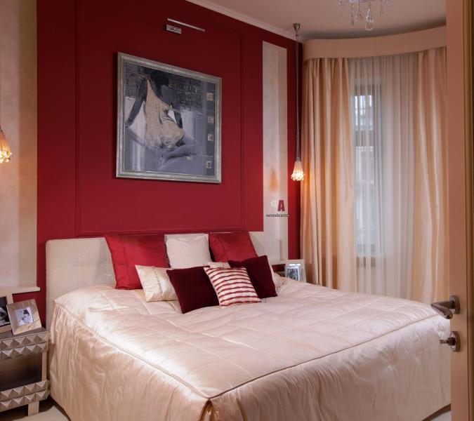 Дизайн маленькой спальни - фото 16