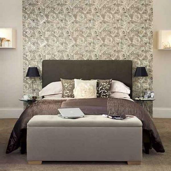 Дизайн спальни маленького размера 2