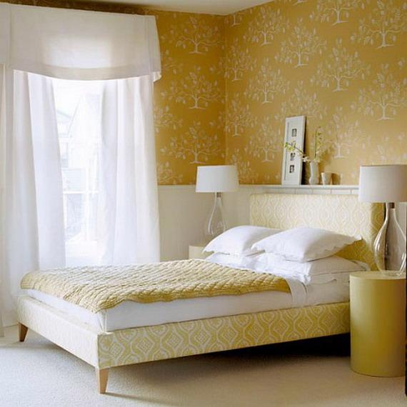 Дизайн спальни маленького размера 7