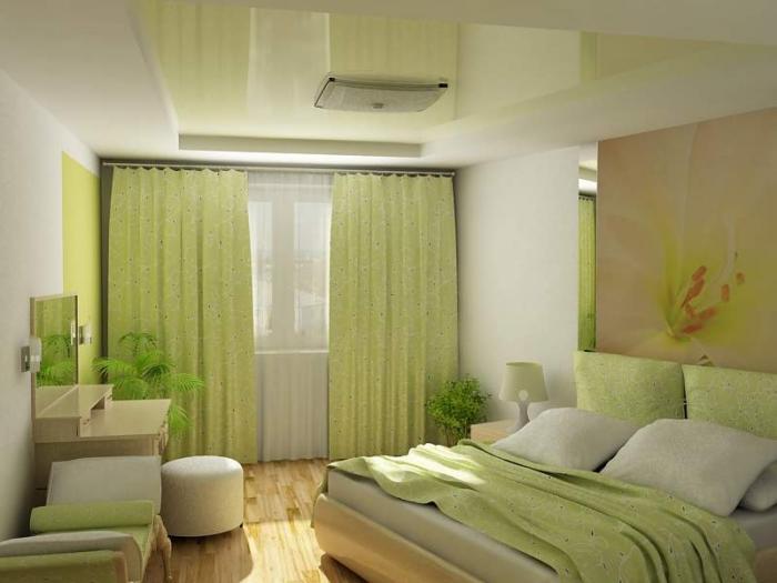 Какую мебель выбрать для спальни маленького размера 1