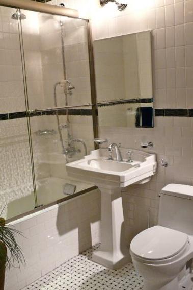 Дизайн маленькой ванной комнаты: идеи ...