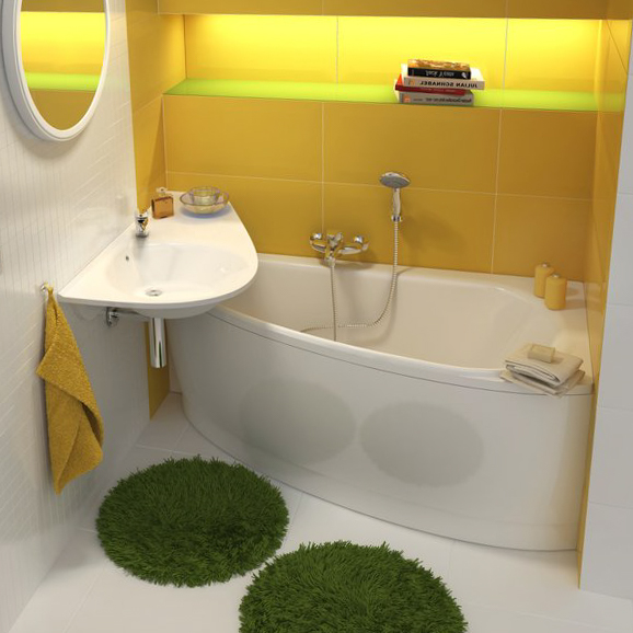 Small bathroom - photo
