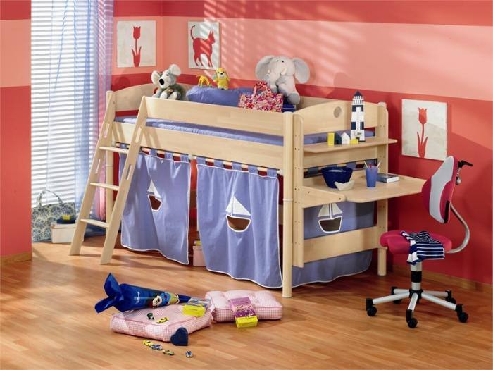 дизайн однокомнатной квартиры для семьи с ребенком 2
