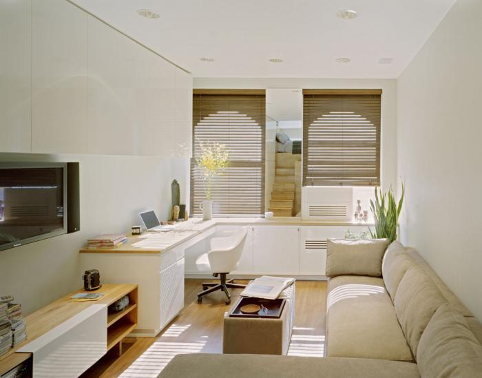 Однокомнатная квартира - интерьер 2