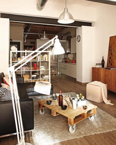 Однокомнатная квартира - интерьер 7
