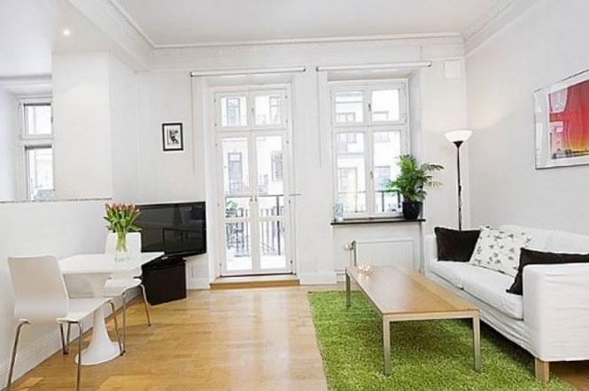 Однокомнатная квартира - интерьер 9
