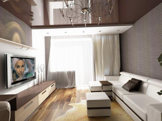Оформление однокомнатной квартиры 5