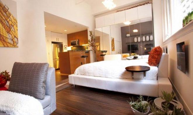 Оформление однокомнатной квартиры 6