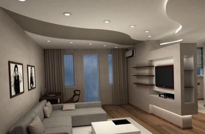 Однокомнатная квартира дизайн 11