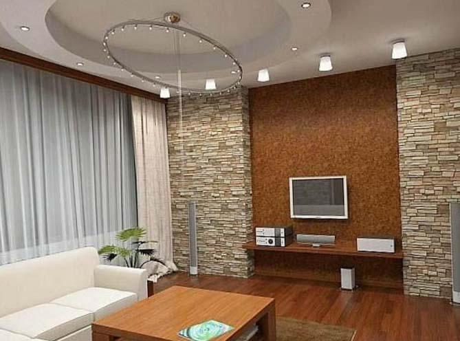 Однокомнатная квартира дизайн 12