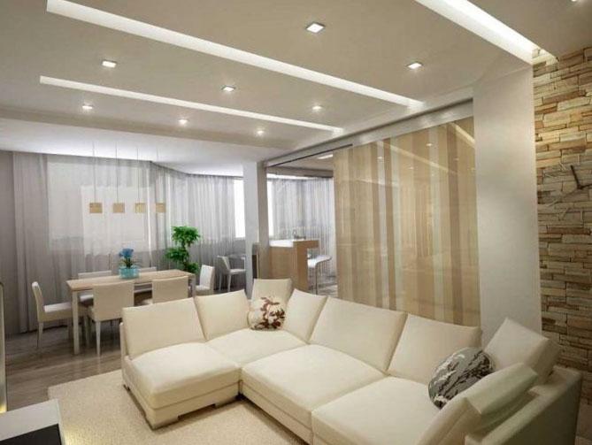 Однокомнатная квартира дизайн 14