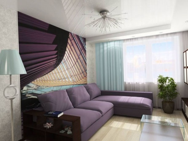 Оформление однокомнатной квартиры 9