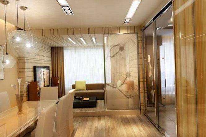 Дизайн квартиры 36 кв.м