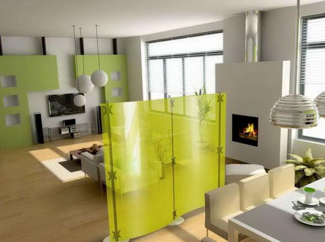 Однокомнатная квартира дизайн 3