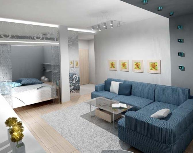 Ремонт однокомнатной квартиры 3