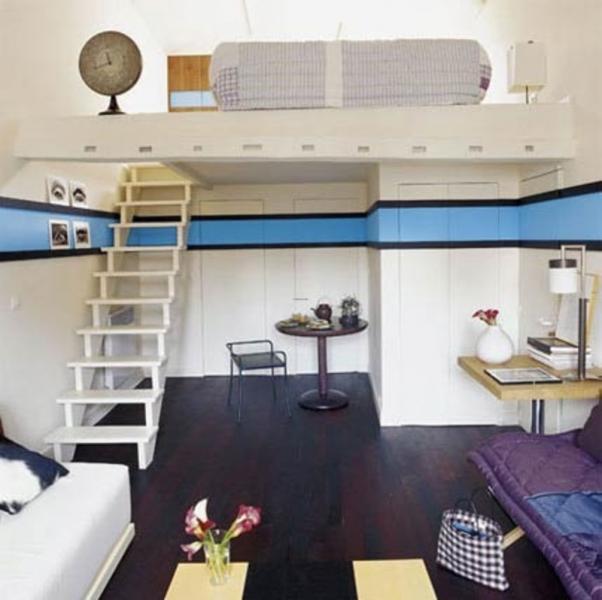 дизайн однокомнатной квартиры 8