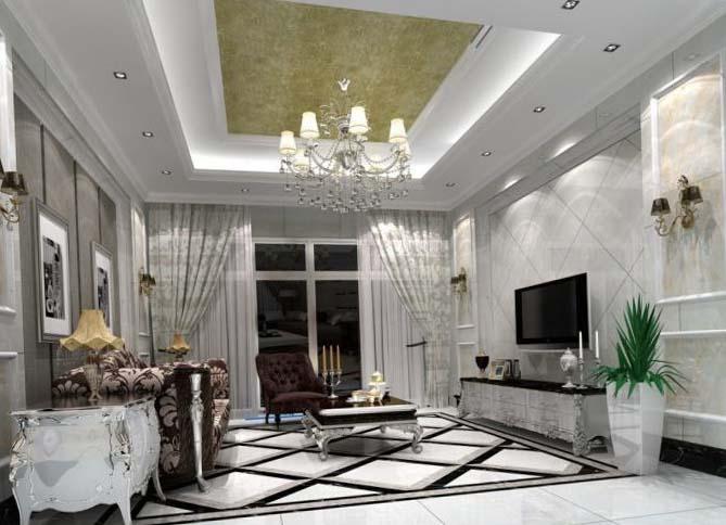 Дизайн недорогих потолков