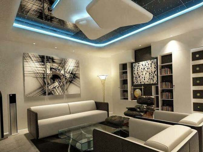 Ceiling design photo