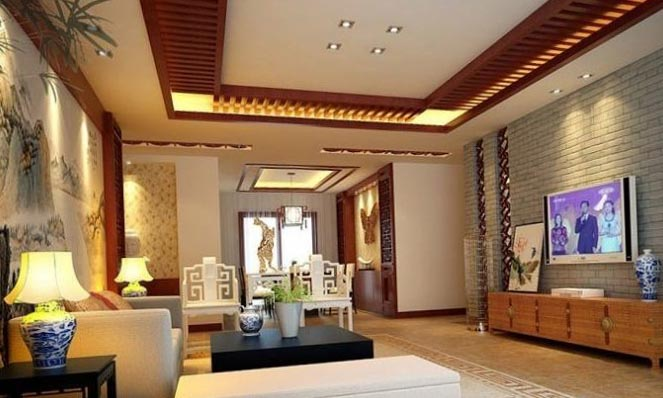 Ceiling design photo - 3