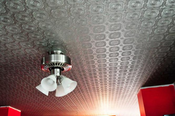 Slab ceiling design