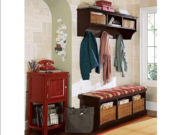 Мягкая мебель в прихожей 06
