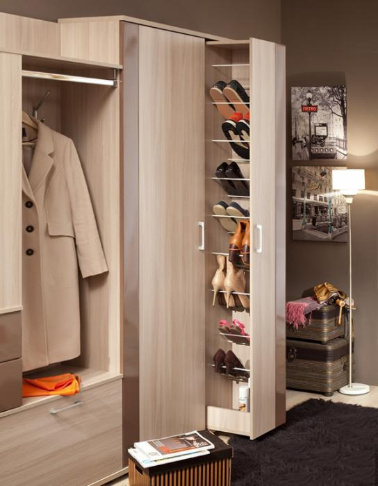 Шкаф для прихожей 07
