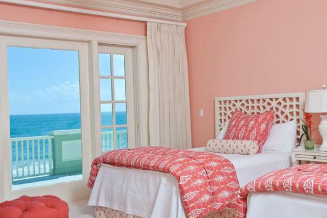 Спальня с отделенным балконом или лоджией - фото 2
