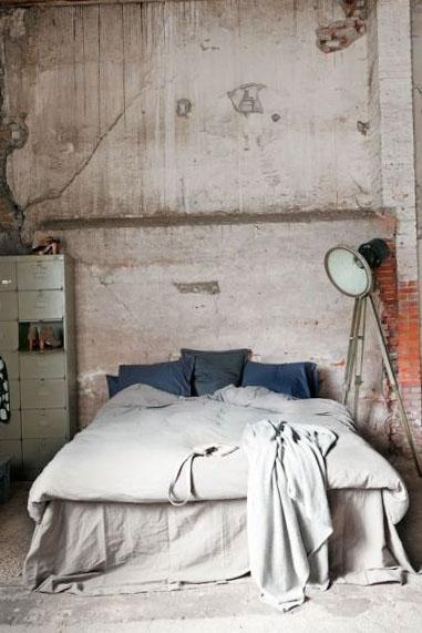 Индустриальный стиль комнаты - 3