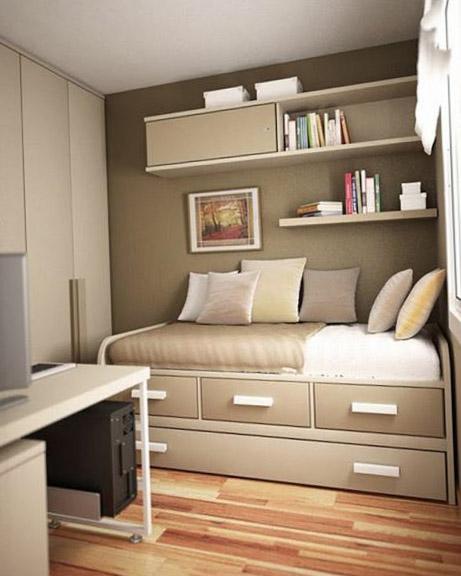 Современный стиль комнаты - 3