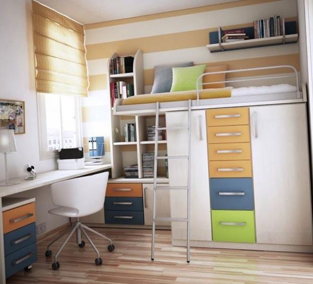 Современный стиль комнаты - 4