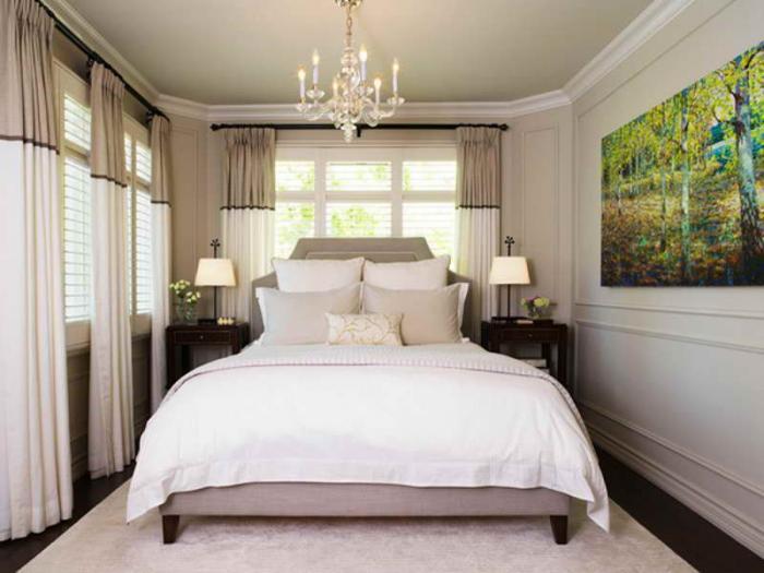 Примеры лучших дизайнов небольшой спальни