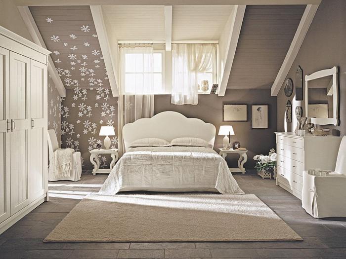 Спальня в стиле прованс 1