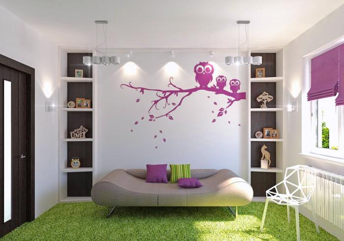 Дизайн спальни - фото 3