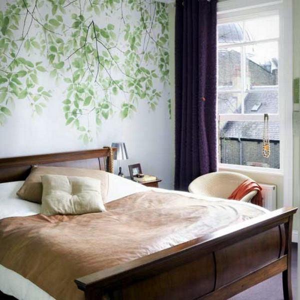 Проект дизайна маленькой спальни